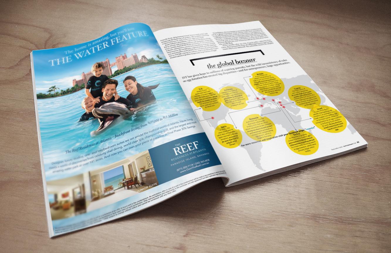 Magazine Mockup-Reef